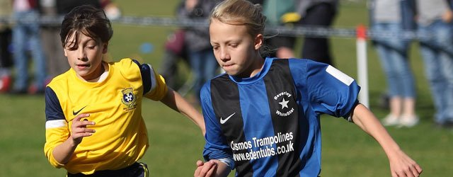 Whitestar Girls Sides Both Beaten In The East Riding Girls Football League