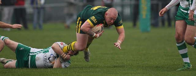 RUGBY LEAGUE : West Hull Smash Dockers In The Derby