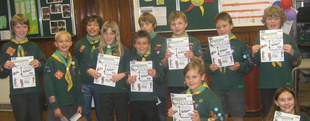 Top Award For 11 Beverley Cubs
