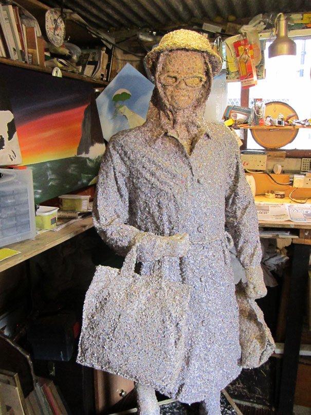 Eleanor Rigby: The Million Pound Bag Lady