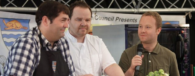 Beverley Food Festival : Jason Rowe Delighted To Be Involved