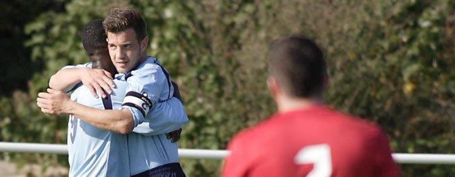 MATCH REPORT: Beverley Town Vs Crown