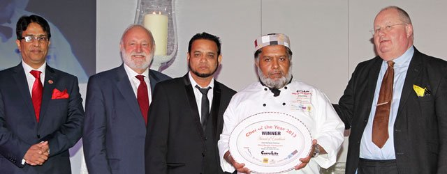 Beverley Curry Chef Scoops National Award