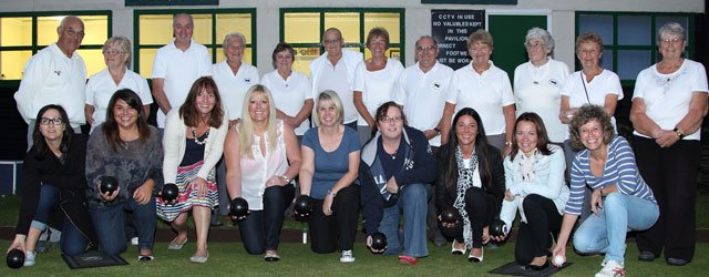 Flemingate Bowls Challenge Ladies Circle To Match
