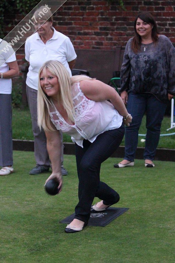 Flemingate Bowls Challenge Ladies Circle To Match