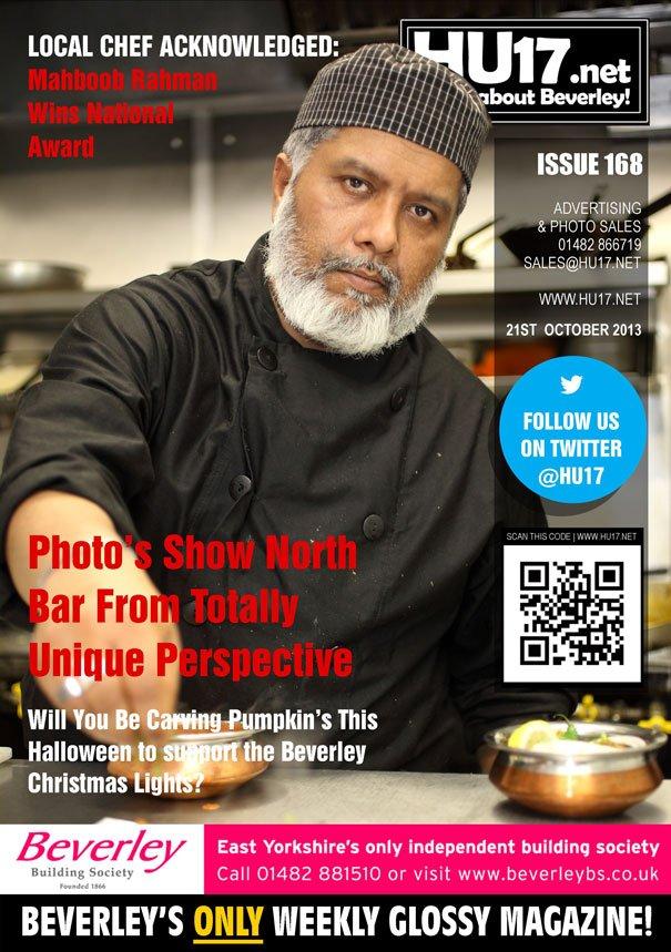 HU17.net Magazine Issue 168