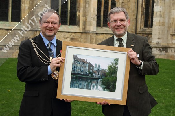 Beverley Continues Their Good Links With European Twined Towns