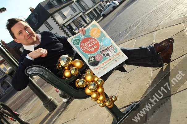 Christmas Lights Switch On Will Be A Festive Family Event