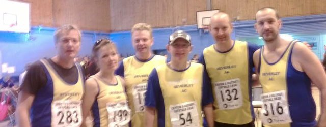 Johnson First Runner Home For Beverley At The Deepdale Dash 10k