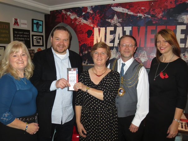 Beverley Food Festival's Smokin' Hot Prize Winner Announced