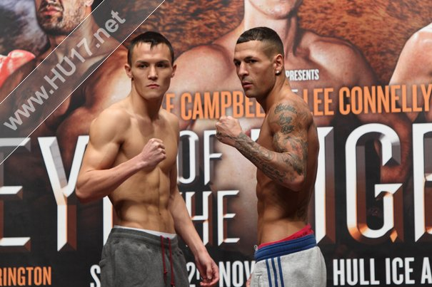 Hull Gets Ready For Another Night Of Top Boxing