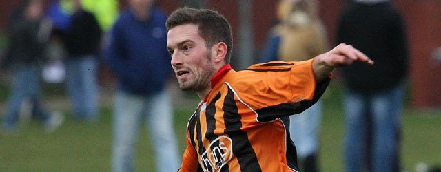 Mike Claxton Hat Trick Salvages A Point For Tanners
