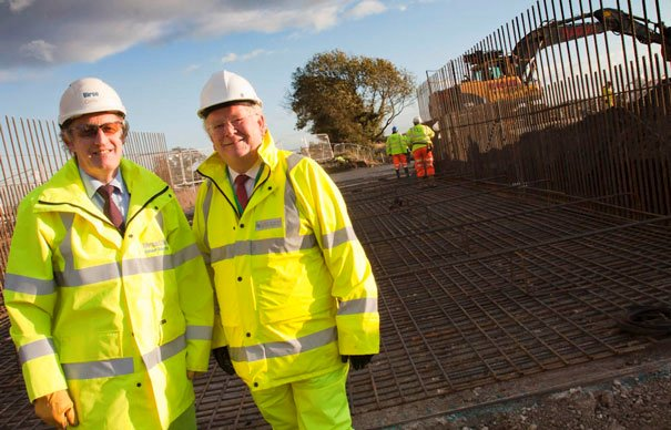 Beverley Integrated Transport Plan Update : New Roundabout Opens On Wednesdays