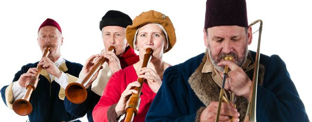 Musicians Add Extra Flavour To Christmas Festival of Food & Drink