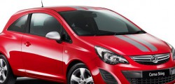 Local Vauxhall retailer, Evans Halshaw is celebrating the arrival of a brand new addition to the Vauxhall line-up; the Corsa Sting.