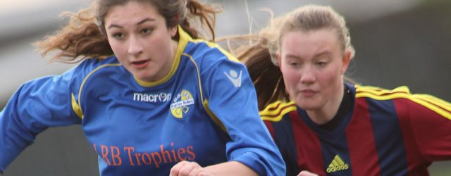 United Go Top Scoring Six Goals Against The Belles