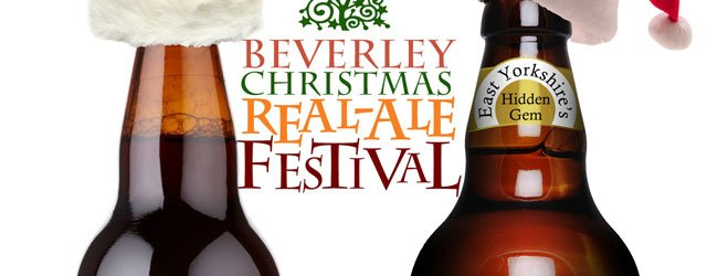 The Worlds Best Bitter And England's Oldest Beer Recipe At The First Beverley Christmas Ale Festival