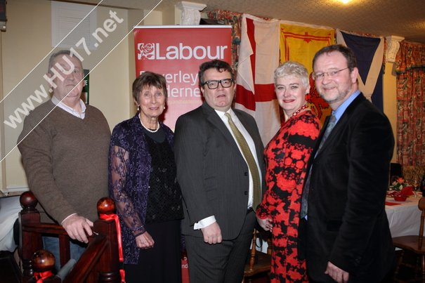 Beverley & Holderness Labour Party Burns Night @ Hodgsons Pub
