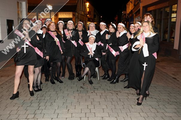Sue Saxby's Hen Party