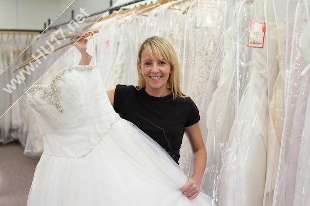 A New Bridal Shop Is Opening For Business On Mill Lane In Beverley