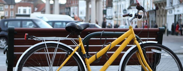 Bike About Town : The Best Way To Get Around Beverley?