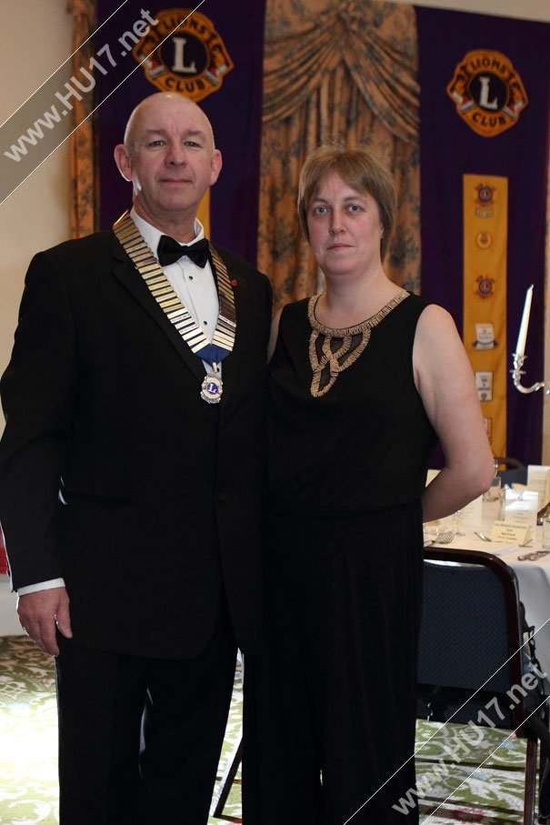 Beverley Lions 54th Chartered Dinner