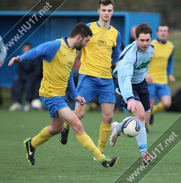 MATCH REPORT: St Andrews Vs Beverley Town
