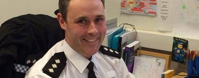 The East Riding Welcomes New Chief Inspector To Lead On Policing Our Neighbourhoods