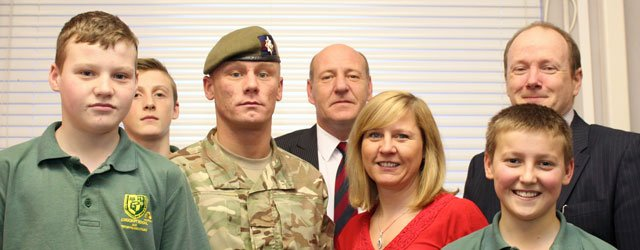 Longcroft School Helps Forces Families Keep In Touch