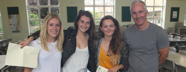 Longcroft Sixth Form One Of The Best In Yorkshire