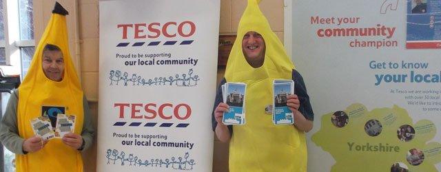 Tesco's Beverley Store Supports Fairtrade Fortnight