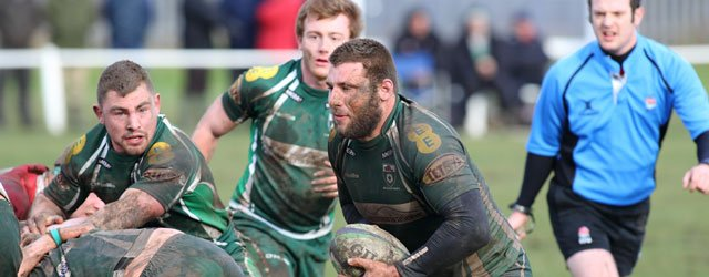 RUGBY UNION : A Disappointing Day For Beverley