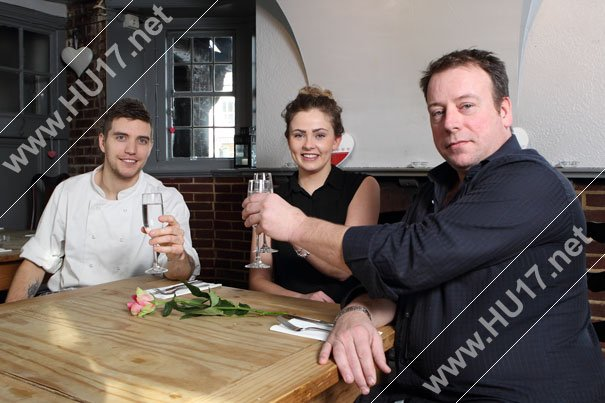 Wine & Dine Your Valentine @ The Rose and Crown
