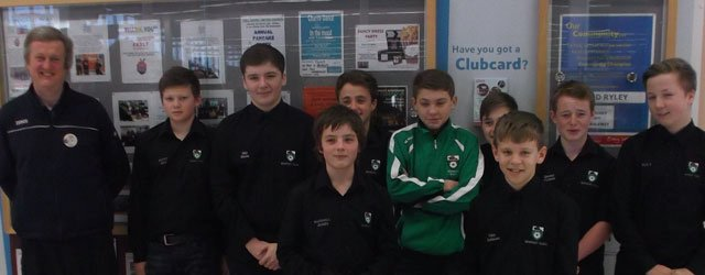 Bag Pack Raises Over £400 For Rugby Club Tour