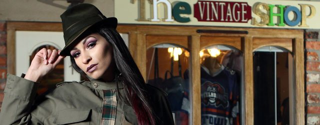 On The High Street : The Vintage Shop