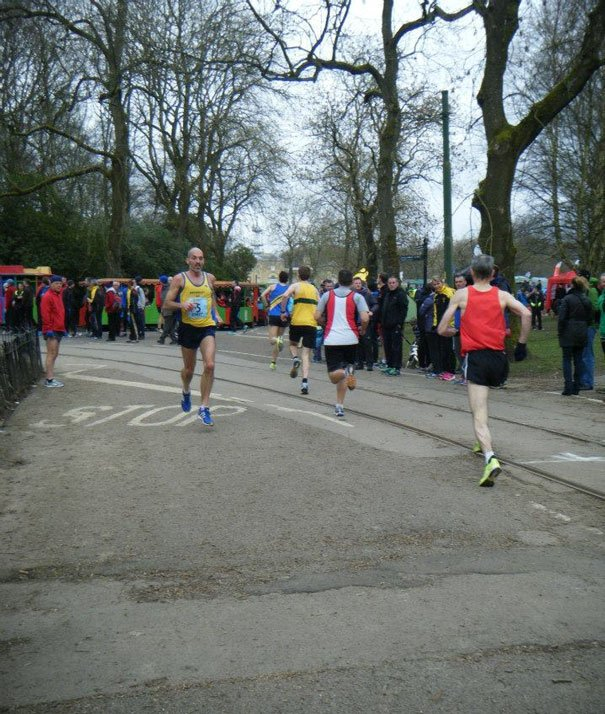 Beverley AC Take Part In Northern Road Relays At Heaton