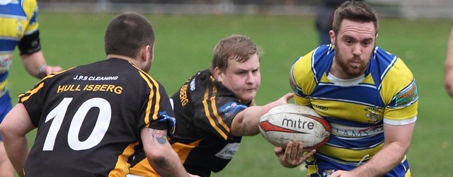 Blue & Golds Optimistic Ahead Of Clash With Isberg