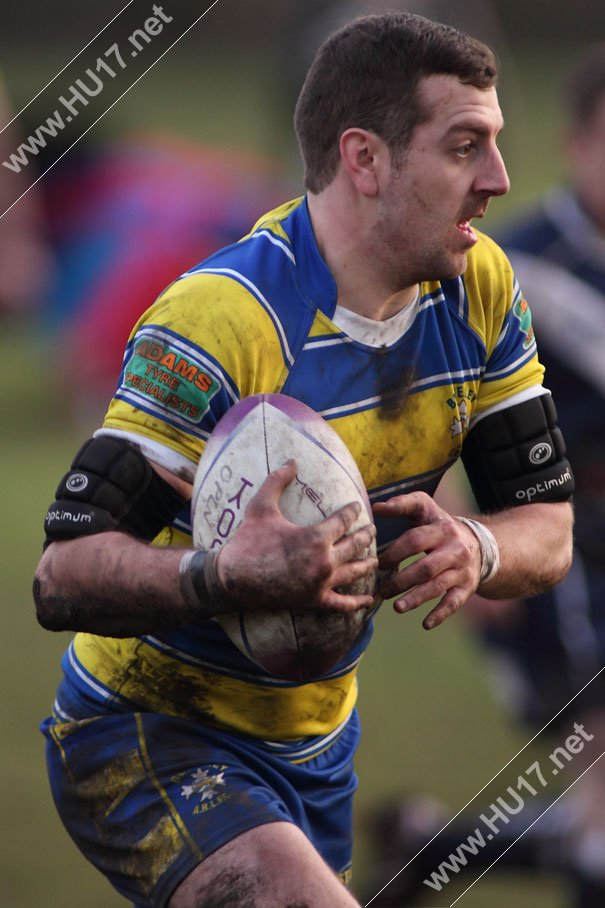 Missed Chances Cost Blue & Golds Against Scarborough