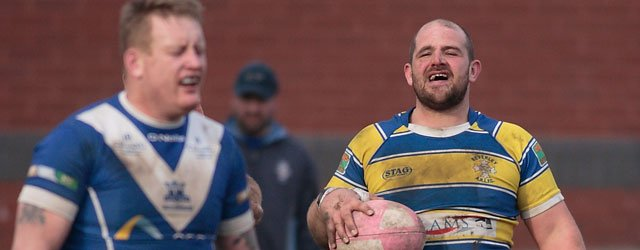 Blue & Golds Go Down Fighting To East Hull