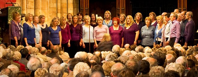 An Evening Of Music With The Beverley Community Choir