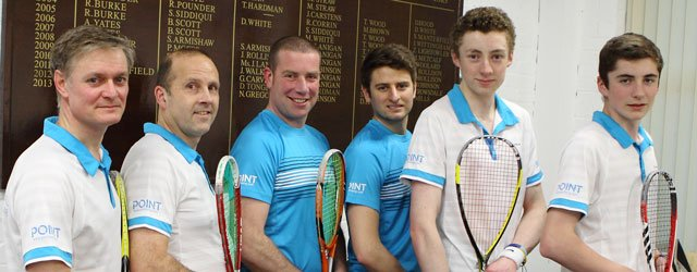 Beverley Squash and Racketball Club Are Best In The Area Says Phil Moses