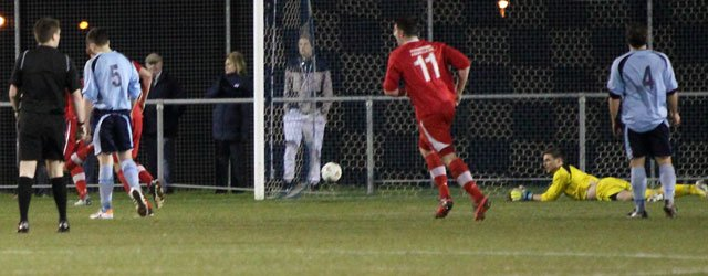 Ricardo Left Disappointed After Bridlington Beat Beverley In The Cup