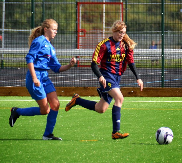 United Go Top With Victory Over Costello