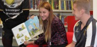 East Riding libraries are celebrating children's reading this week, with a series of events and promotions to celebrate World Book Day.