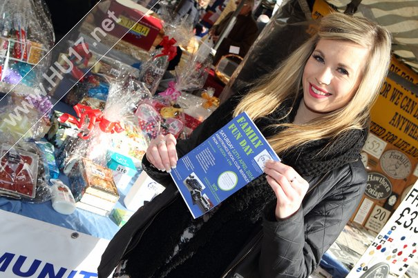 Students Organise Fun Day Fundraiser For Local Charity