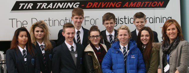 Beverley Firm Puts Students On The Road To A Career In Logistics