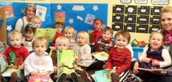 Children who attend Kidz @ Annies nursery in Beverley celebrated World Book Day. The youngsters attended nursery dressed in costumes as characters from their favourite books.