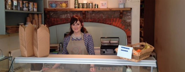 Brownies & Blondies Transforms Into Pop Up Bakery