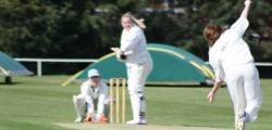 Beverley start the 2014 season with a convincing win over Treeton Ladies. Hannah Matthews led the way with three wickets removing the top order with ease.