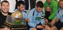 Beverley Town Football Club were crowned North Counties Champions after they beat Eagley FC in the final 3-1.
